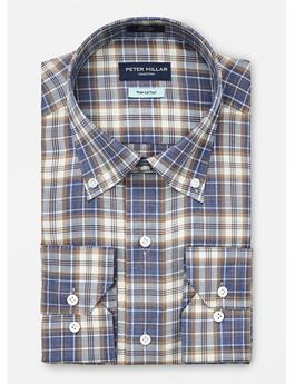 COLLECTION BERGEN PLAID SPORT SHIRT