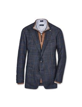 COLLECTION POLAR PLAID SOFT JACKET