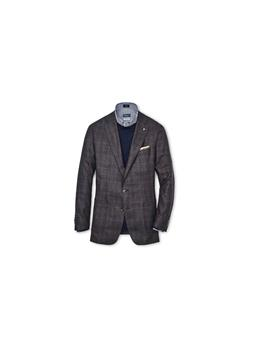 COLLECTION HAWICK PLAID SOFT JACKET
