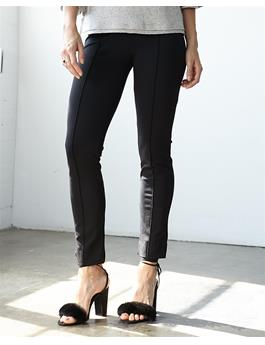 PONTE PINTUCKED LEGGING PANT