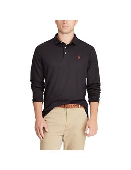 LONG SLEEVE SOFT TOUCH POLO