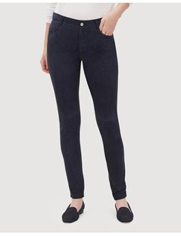 LUSH SUEDE FRONT MERCER PANT