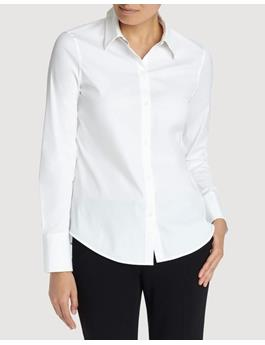 Italian Stretch Cotton Linley Blouse
