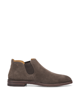 ALISON-SUEDE ANKLE BOOTIE
