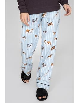 DOGGONE TIRED FLANNEL PANT