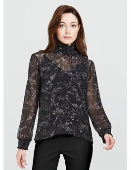 THE CALLIOPE BLOUSE