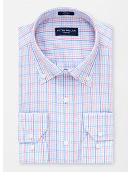 COLLECTION GOLD REEF CHECK SPORT SHIRT