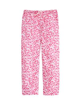 GIRLS HEARTS AND WHALE LOUNGE PANTS