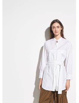 OVERSIZED BELTED SHIRT