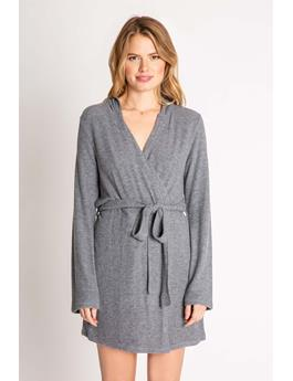 PEACHY PARTY ROBE