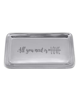 ALL YOU NEED IS LOVE SIGNATURE STATEMENT TRAY