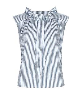 DINA SHIRT SPECTATOR STRIPE SHIRT