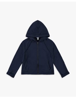 GIRLS SUPER SOFT FRENCH TERRY HOODIE