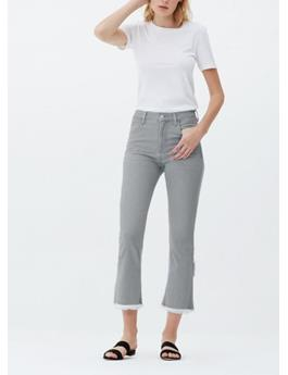 DREW FRAY HIGH RISE CROP JEAN