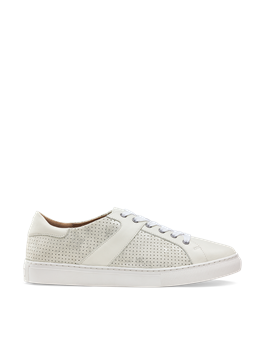 WOMENS LINDSEY LACE UP SNEAKER