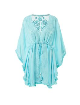 IRENE EMBROIDERED CLASSIC KAFTAN