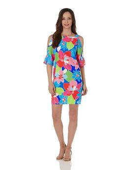 Sage Dress  Jude Cloth - Hibiscus Floral