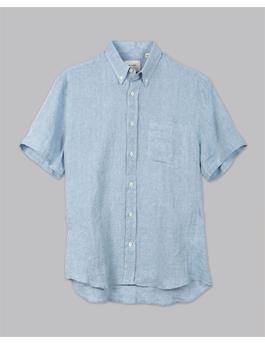Tuscumbia Linen S/s Shirt