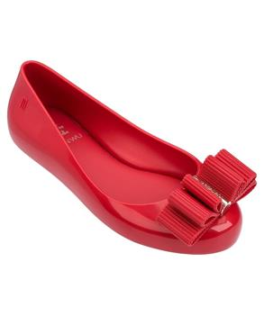 MEL SPACE LOVE + JASON WU Red Flocked