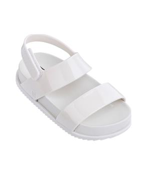 MINI COSMIC SANDAL White