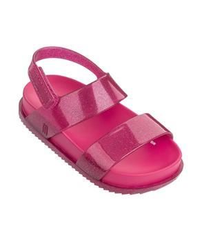 MINI COSMIC SANDAL Pink Glitter