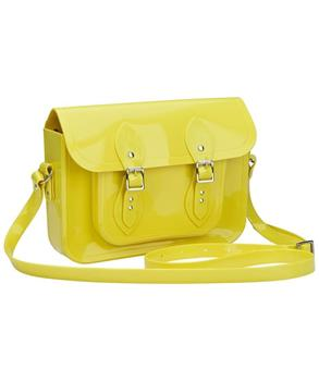 SATCHEL + TCSC Yellow