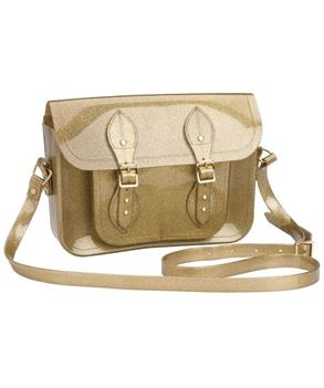 SATCHEL + TCSC Gold Gltr