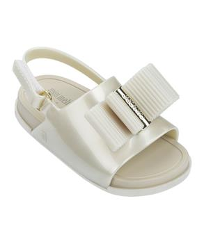 MINI BEACH SLIDE SANDAL + JASON WU Pearl