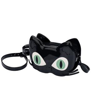 MINI BAG CAT Black