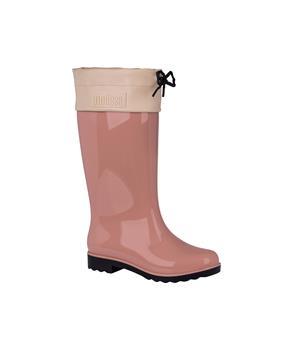 RAIN BOOT Pnk Blk