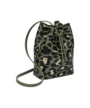 MELISSA MINI SAC BAG PRINT Green