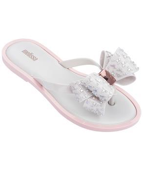 FLIP FLOP SWEET White/ Lt Pink