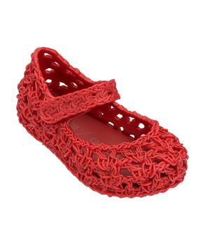 MINI MELISSA CAMPANA CROCHET  Red Intens