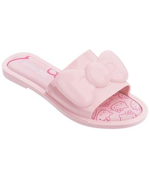 MELISSA SLIPPER + HELLO KITTY  Lt Pink