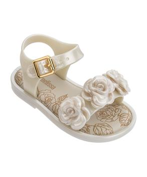 MINI MAR SANDAL III White