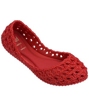 MEL CAMPANA CROCHET Red Intense
