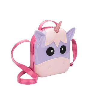 MINI MELISSA BAG UNICORN Purple Pink