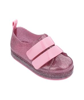 MINI GO SNEAKER  Pink Glitter