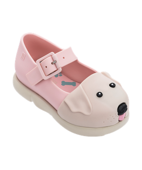 MINI PLAY STEP Pink Beige