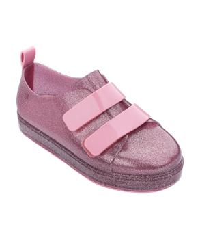 MEL GO SNEAKER  Pink Glitter