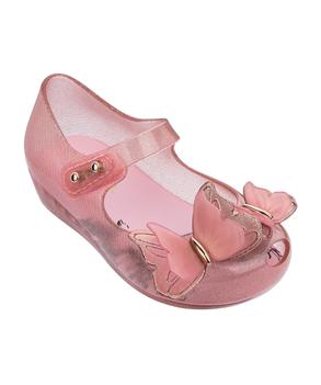 MINI MELISSA ULTRAGRIL FLY III BB Pink Glitter