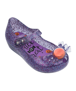 MINI ULTAGIRL TRICK OR TREAT Glitter Purple