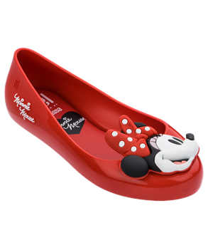 MEL SWEET LOVE + MINNIE  Red