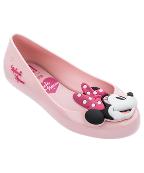 MEL SWEET LOVE + MINNIE  Lt Pink