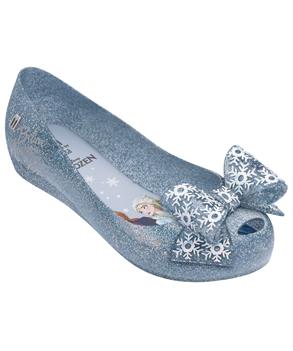 MEL ULTRAGIRL + FROZEN  Silver Glitter