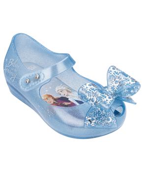 MIN ULTRAGIRL  FROZEN Pearl Blue Glitter