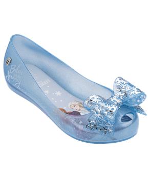 MEL ULTRAGIRL + FROZEN INF Pearl Blue Glitter