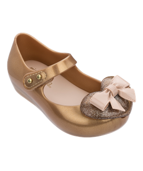 MINI MELISSA ULTRAGIRL PRINCESS  Gold Beige