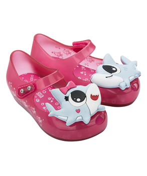 MINI MELISSA UTRAGIRL SHARK Pink Blue