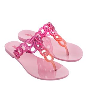 MELISSA BIG CHAIN Lilac Pink
